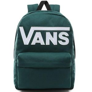 VANS OLD SKOOL III BACKPACK - TREKKING GREEN